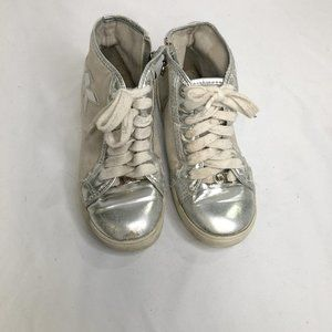 MICHAEL KORS Girls Percy Hi-Top Shoes